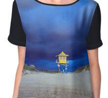 Lifeguard Chiffon Top