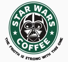 Star-Bucks: Attack of the Coffee by Kyle Wadeson