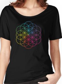 Flower of life Women's Relaxed Fit T-Shirt