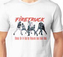 NCT 127 - Firetruck Unisex T-Shirt