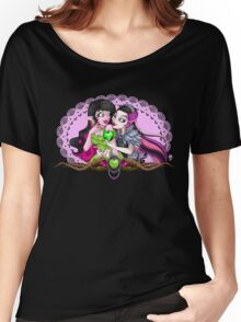 Be My Snow White  Women's Relaxed Fit T-Shirt