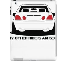 Other Ride is an is300 iPad Case/Skin