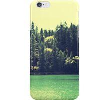 Color Shift- Boca Reservoir iPhone Case/Skin