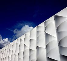Basketball Arena - London 2012 - Olympic Park by Pete Edmunds