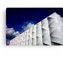 Basketball Arena - London 2012 - Olympic Park Canvas Print