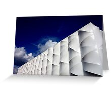 Basketball Arena - London 2012 - Olympic Park Greeting Card