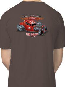 Cartoon Hot Rod Classic T-Shirt
