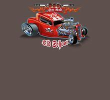 Cartoon Hot Rod Unisex T-Shirt