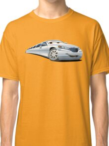 Cartoon Limo Classic T-Shirt