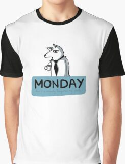 Monday - And I've already forgotten my pants Graphic T-Shirt