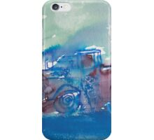Rainy day truck! iPhone Case/Skin