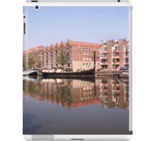 Canal of Amsterdam iPad Case/Skin
