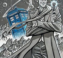 The Twelfth Doctor by rainesz
