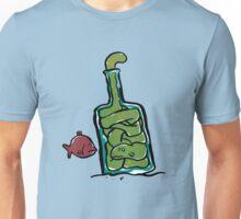 eel in a bottle Unisex T-Shirt