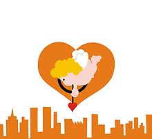 City Of Love by Sonia Pascual
