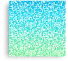 Ocean Vibes Canvas Print