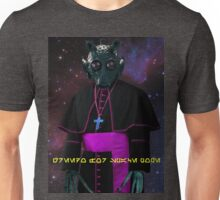 Space Pope Unisex T-Shirt