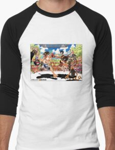 ONE PIECE #02 Men's Baseball ¾ T-Shirt