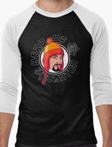Hero Of Canton Men's Baseball ¾ T-Shirt