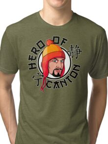 Hero Of Canton Tri-blend T-Shirt