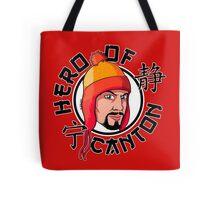 Hero Of Canton Tote Bag