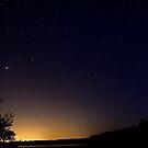 Night in the Lake by Unai Ileaña