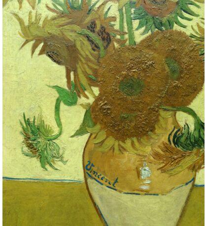 Sunflowers, Vincent van Gogh Sticker