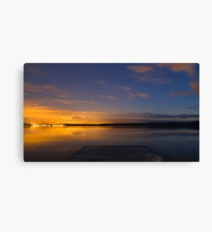 French Night Canvas Print