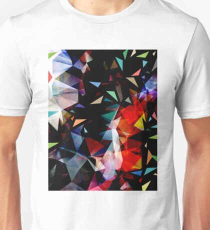 Triangles In Transition Unisex T-Shirt