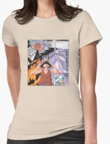 ONE PIECE #03 Womens Fitted T-Shirt