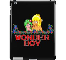 WONDER BOY - SEGA CLASSIC GAME iPad Case/Skin