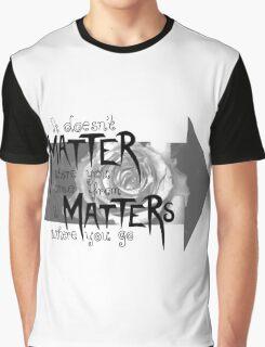 Frank Turner - It Matters... Graphic T-Shirt