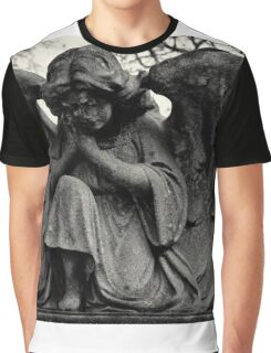 On Bended Knee Graphic T-Shirt