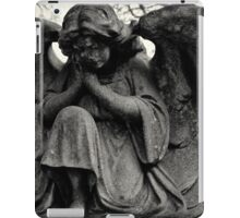 On Bended Knee iPad Case/Skin