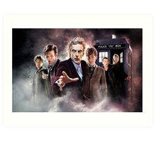 The Doctors (2005-2016) Art Print