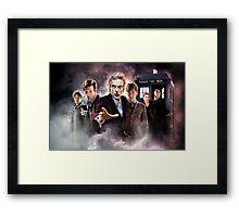 The Doctors (2005-2016) Framed Print