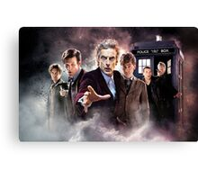 The Doctors (2005-2016) Canvas Print