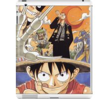 ONE PIECE #04 iPad Case/Skin