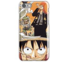 ONE PIECE #04 iPhone Case/Skin
