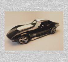 Tough 69 Corvette Baby Tee