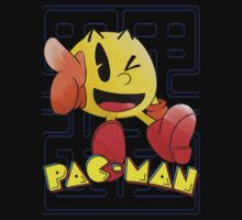 Pac-Man by Judas Moreno