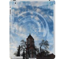 Krumbach's way to heaven iPad Case/Skin