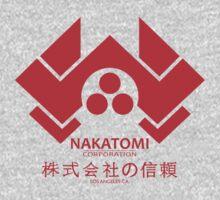 NAKATOMI PLAZA - DIE HARD BRUCE WILLIS (RED) One Piece - Long Sleeve