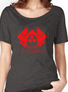 NAKATOMI PLAZA - DIE HARD BRUCE WILLIS (RED) Women's Relaxed Fit T-Shirt