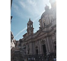 picture of Rome  Photographic Print
