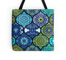 Indian motifs. Tote Bag