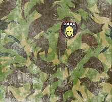 DMDC Detectorists Badge - Distressed by wo0ze