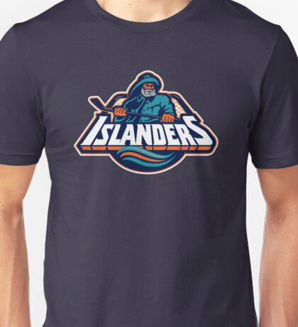NEW YORK ISLANDERS HOCKEY Unisex T-Shirt