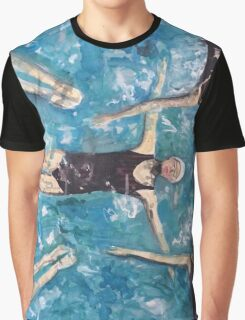 Swimmers Graphic T-Shirt
