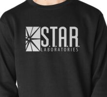 S.T.A.R Laboratories | White [HD] Pullover
